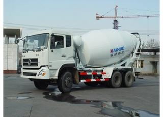 海诺 HNJ5253GJB4A 搅拌运输车