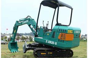 信锐重工 XR25-8 挖掘机