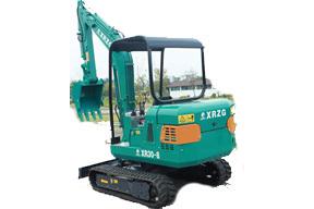 信锐重工 XR30-8 挖掘机