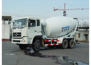 海诺 HNJ5254GJB4A 搅拌运输车