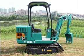 信锐重工 XR18-8 挖掘机