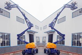 运想重工 GTZZ12D电动 高空作业机械