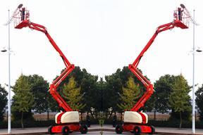 运想重工 GTZZ14 高空作业机械