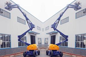 运想重工 GTZZ14D电动 高空作业机械