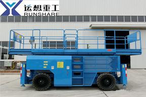 运想重工 GTJZ12RT 高空作业机械