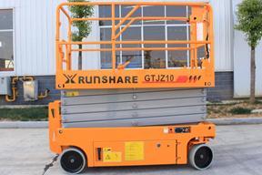 运想重工 GTJZ10 高空作业机械