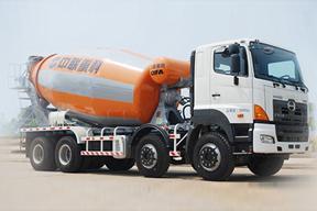 中联重科 ZLJ5256GJB2 搅拌运输车