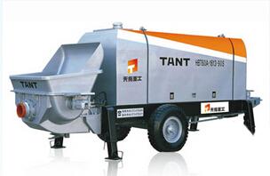 天拓重工 HBT60A-16-110S 拖泵