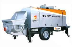 天拓重工 HBT80A-1613-145RS 拖泵