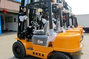 杭叉 H30 叉车图片