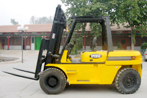 北叉京工 CPCD50A 叉车