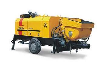 三一重工 HBT60A 拖泵