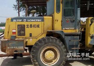龙泰机械 ZL35F 装载机