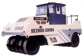 山东公路机械厂 YL20 压路机