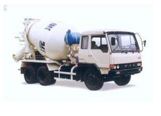 浦沅集团 JC5 搅拌运输车