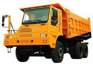奥奇重工 AZ3500 非公路自卸车