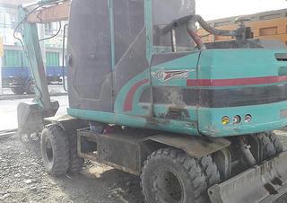 鲁牛重工 SW65 挖掘机