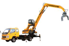 奥力信 ASH-800型石材装卸 挖掘机