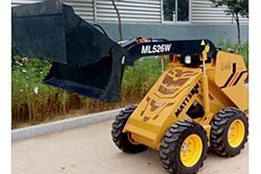 美联重工 ML526W 滑移装载机
