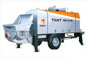 天拓重工 HBT80A-1613-140RS 拖泵