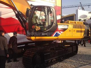 杰西博JS370SLC挖掘机