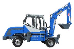 奥力信 AWL4830-3 挖掘机