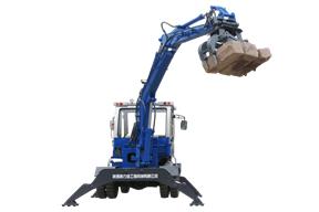 奥力信 ASL60条石装卸 挖掘机