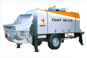 天拓重工 HBT80A-16-161RS 拖泵