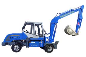 奥力信 AQCL-III榨泡菜重型起池 挖掘机