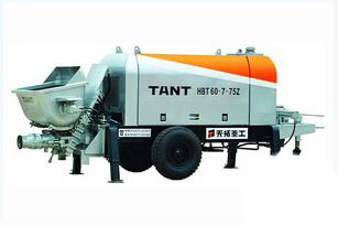 天拓重工 HBT80-8-90Z 拖泵