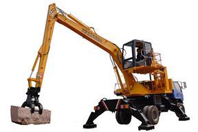 奥力信 A2L2130Z-1抓石 挖掘机