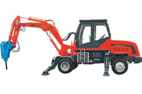 奥力信 AWL8040-3破碎锤专用 挖掘机