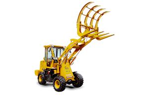 莱州神力重工 轮式叉木 装载机