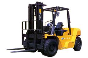 福大机械 FDM860平衡重式 叉车