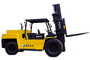 福大机械 FDM8160平衡重式 叉车