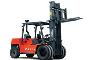 福大机械 FDM878平衡重式 叉车