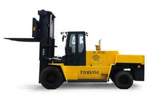 福大机械 FDM8350平衡重式 叉车