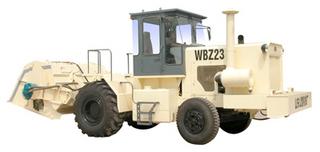 山东公路机械厂 WBZ23 稳定土拌合机