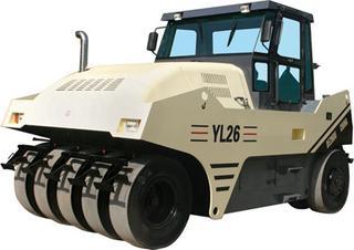 山东公路机械厂 YL26 压路机