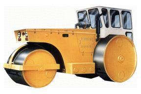 山东公路机械厂 3Y18X21 压路机图片