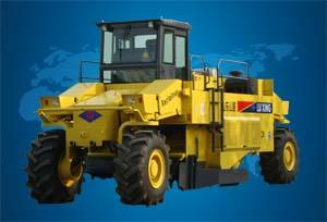 山东公路机械厂 LZS600 路面再生设备