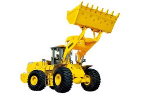 威盛机械 WSM991 装载机