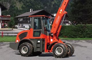 汇众重工 HZM920T 装载机