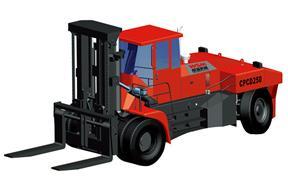 威盛机械 CPCD140 叉车