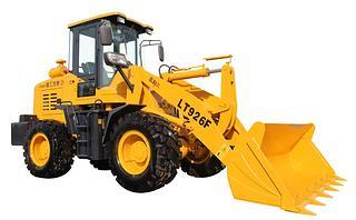 龙泰机械 LT926F 装载机