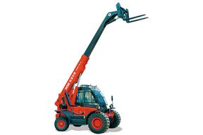 威盛机械 WSM735-4-L 伸缩臂叉车
