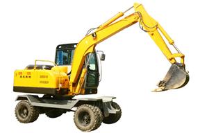 福建拖拉機 NYW-06-LT 挖掘機圖片