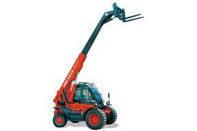 威盛机械 WSM725-4-L 伸缩臂叉车