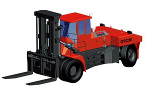 威盛机械 CPC35 叉车