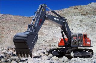 阿特拉斯中国 7508LC 挖掘机